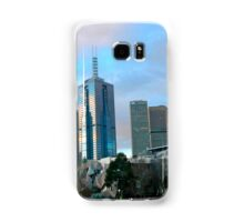 Melbourne Skyline Samsung Galaxy Case/Skin