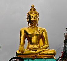Thai Buddha by dwinig05