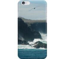 Galapagos Cliffs iPhone Case/Skin