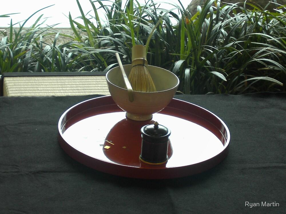 Tea Ceremony in Osaka by Ryan Martin