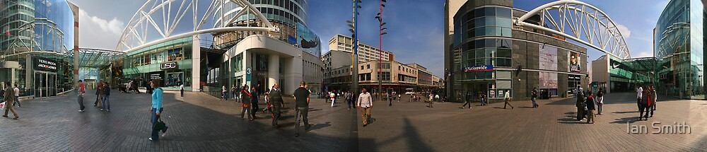 Bullring Shopping Centre Birmingham by Ian Smith