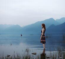 Pitt Lake by LauraZalenga