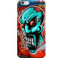 Grafitti in Melbourne, Australia iPhone Case/Skin