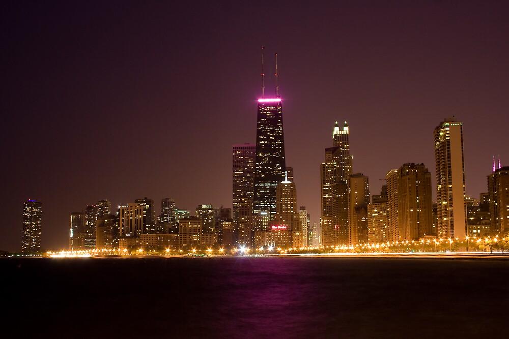 Chicago by Paul Szymiczek