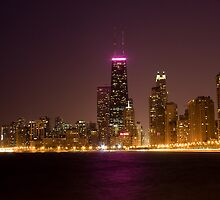 Chicago by Paul Szymiczek