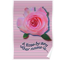 A Rose... by anyother name... * Poster