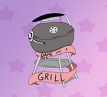 Gamer Girl/Gamer Grill by sayomi