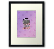 Gamer Girl/Gamer Grill Framed Print