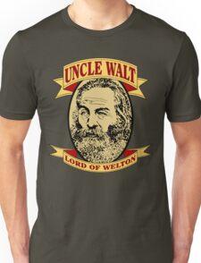 Uncle Walt (Color Print) Unisex T-Shirt