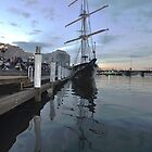 Tall Ship, Fleet Review, Darling Harbour, Sydney 2013 by muz2142