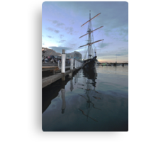 Tall Ship, Fleet Review, Darling Harbour, Sydney 2013 Canvas Print