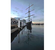 Tall Ship, Fleet Review, Darling Harbour, Sydney 2013 Photographic Print