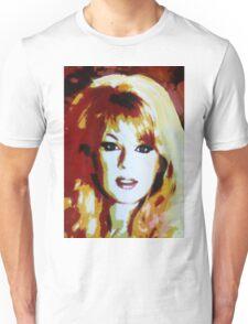 Portrait of a gracious woman Unisex T-Shirt