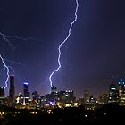 Electric Melbourne  by Stephen Titow