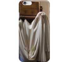 old bed with canopy iPhone Case/Skin