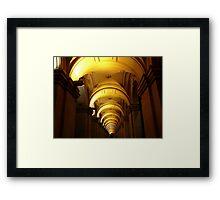 GPO: Melbourne Framed Print
