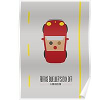Ferris Bueller's Day Off Movie Poster Poster