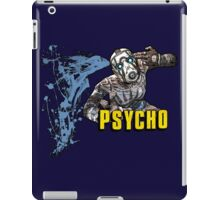 Borderlands The Presequel - The Psycho No logo iPad Case/Skin