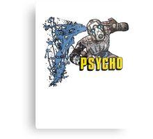 Borderlands The Presequel - The Psycho No logo Metal Print