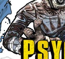 Borderlands The Presequel - The Psycho No logo Sticker