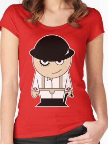Little Alex Women's Fitted Scoop T-Shirt