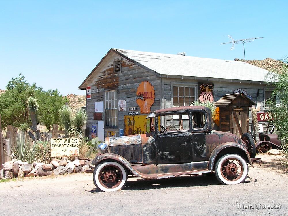 The Garage by friendlyforester