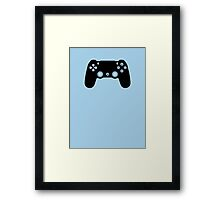 PS4 Love Framed Print