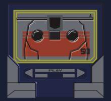 Soundwave by RetroManiac