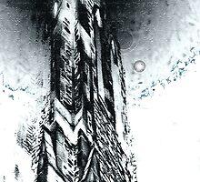 My dark tower by Zineve