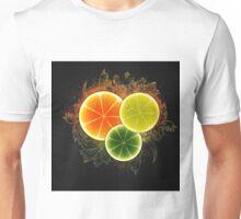 Citrus slices design Unisex T-Shirt