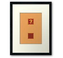 Crash Bandicoot Framed Print