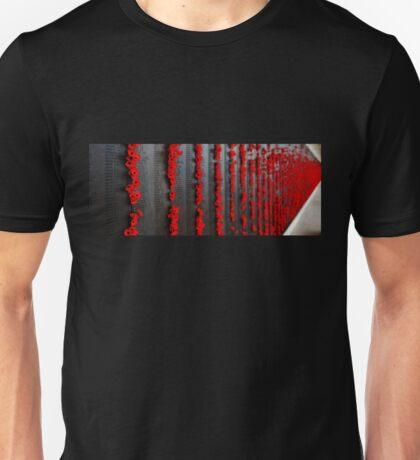 sad poppy Unisex T-Shirt