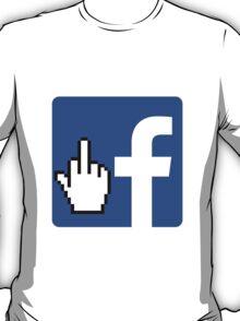 Fuck Facebook T-Shirt