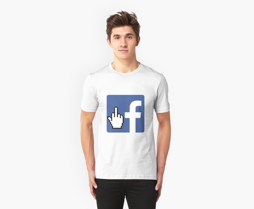 Fuck Facebook by boomshadow