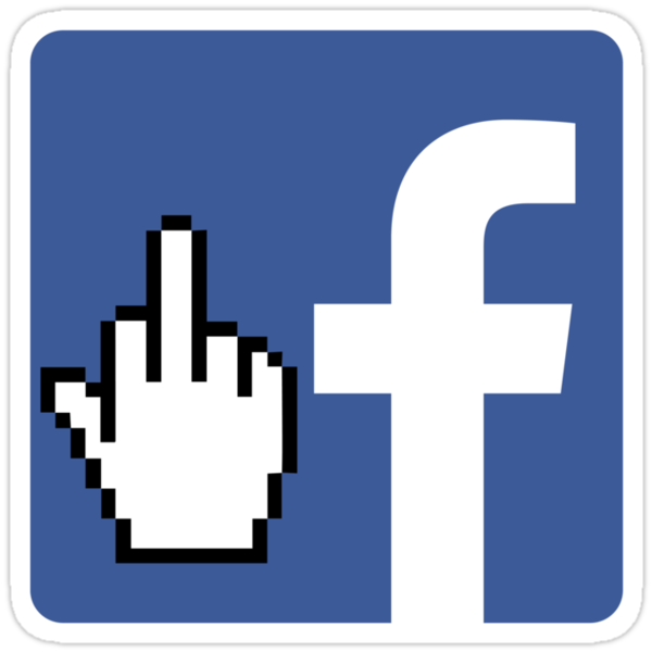 Fuck Facebook by boomshadow
