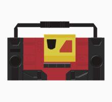 Boombox Blaster by RetroManiac