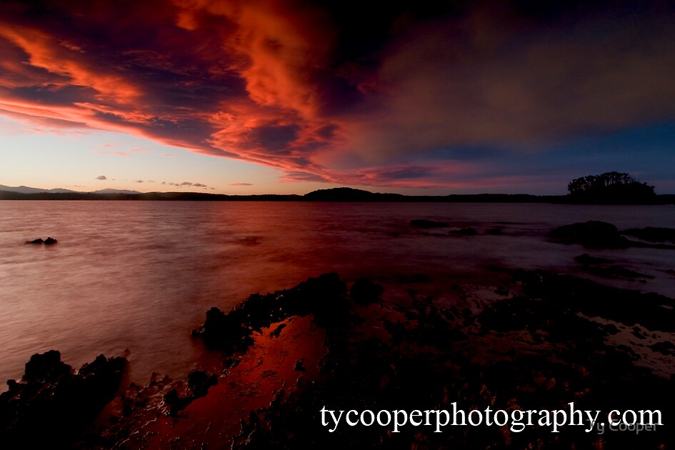 batemans beach nsw  by Ty Cooper