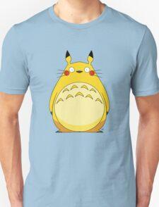 Totoro Pikachu T-Shirt