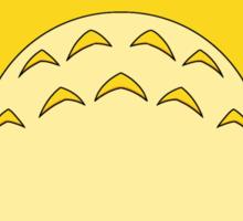 Totoro Pikachu Sticker