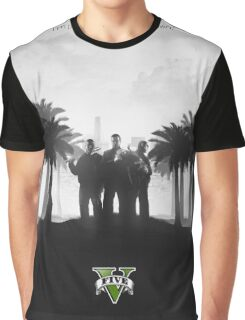 The Five Graphic T-Shirt