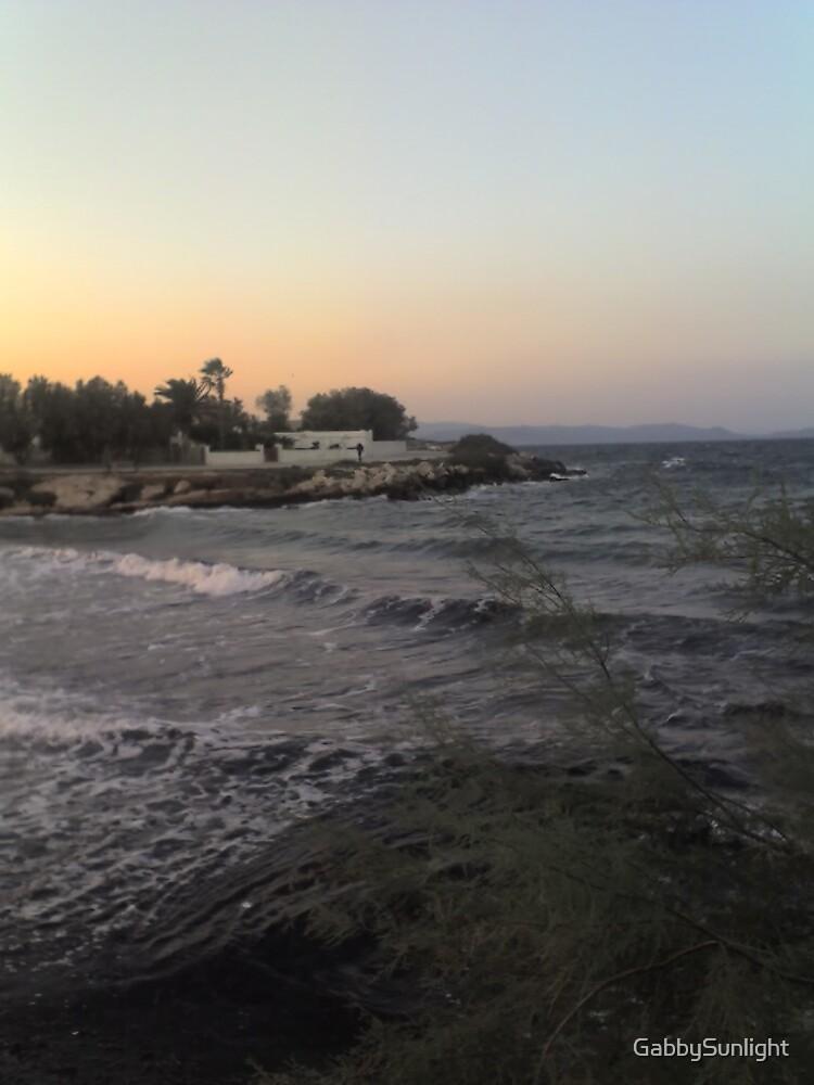 Windy Shore by GabbySunlight