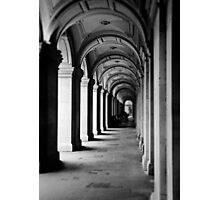 Colonnade at the GPO Photographic Print