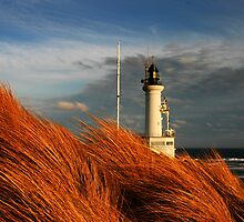 Point Lonsdale Light House by Hans Kawitzki