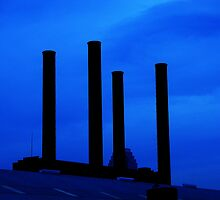 Smoke stacks by spanners79