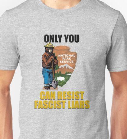 nation park Unisex T-Shirt
