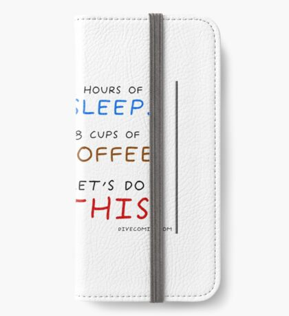 LET'S DO THIS! iPhone Wallet/Case/Skin