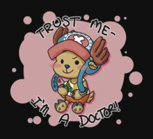 Trust Me- I'm a Doctor! (Chopper) by FliteWulf