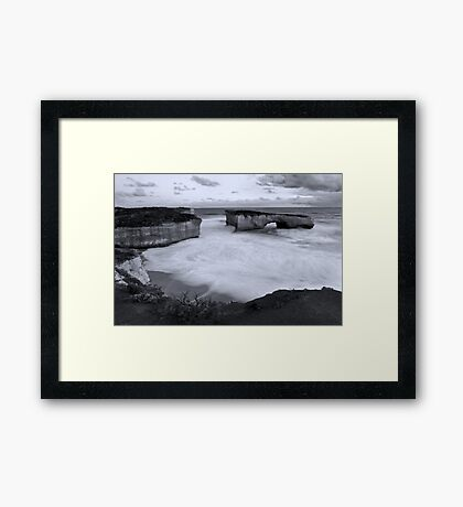 London Bridge Framed Print