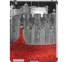 Poppies By Moonlight. iPad Case/Skin