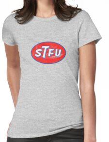 STP STFU Logo Womens Fitted T-Shirt